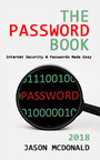 Password Book on Internet Security Tops Fifteen Reviews on Amazon Announces JM Internet Group