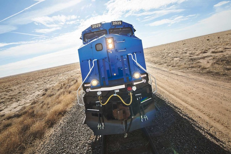 GE Transportation is integrating SAS solutions to decipher locomotive Internet of Things (IoT) data and uncover use patterns that keep trains on track.