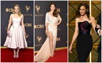 Elisabeth Moss, Jessica Biel, Alexis Bledel, Anna Chlumsky, and Julianne Hough, Sparkle in Forevermark Diamonds at the 69th Annual Emmy Awards