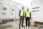 Centrica completes installation of battery storage scheme for Gateshead Council (PRNewsfoto/Centrica)