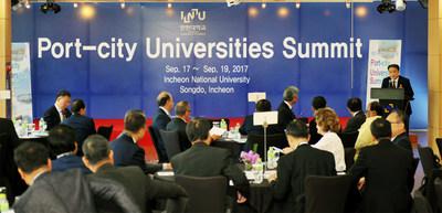 Opening Ceremony of 'Port-city Universities Summit'