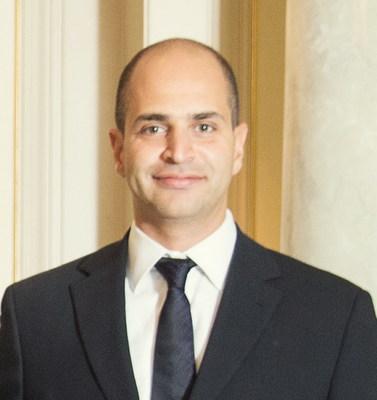 Karim Baghdady, CEO of EFG Hermes USA Inc. (PRNewsfoto/EFG Hermes)