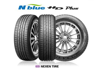Nexen Tire's N'blue HD Plus
