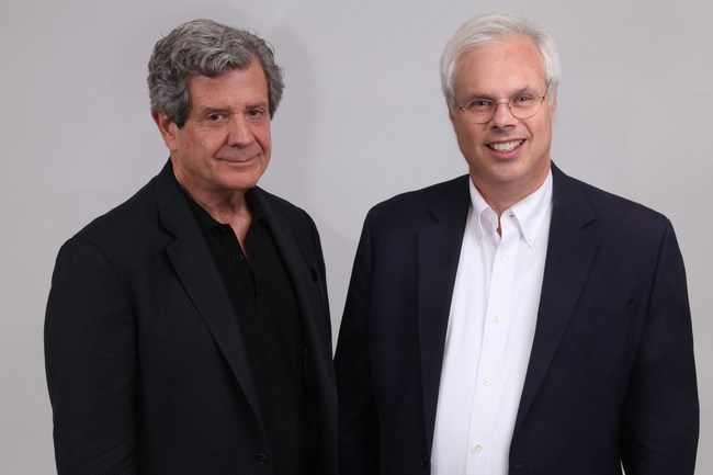 (L to R) Alan Isacson, Managing Partner, ABI, a Finn Partners Company and Peter Finn, Founding Partner, Finn Partners.