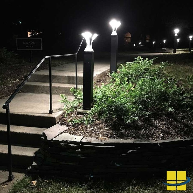 Access Fixtures Launches New Open-Top, Contemporary-Style Walkway Lights
