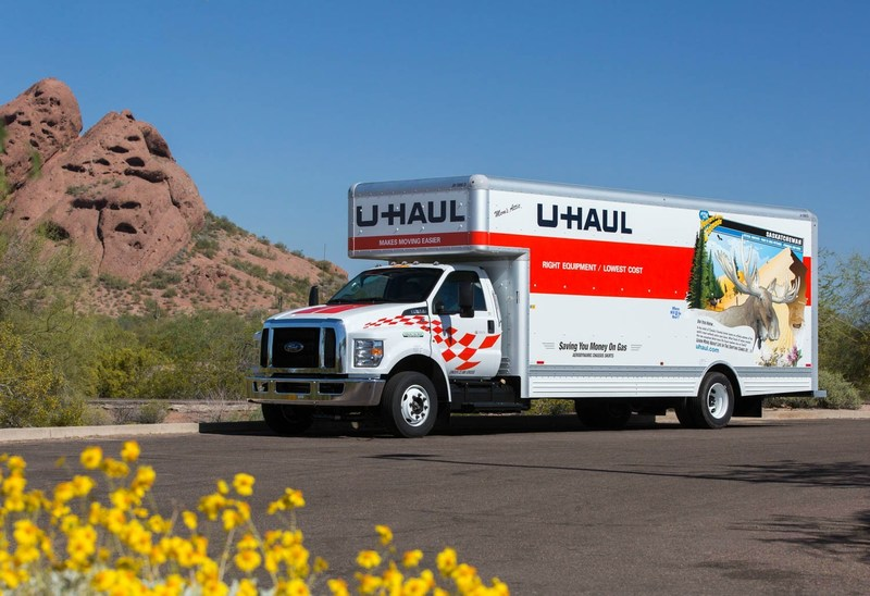 U-Haul International, Inc. is celebrating a golden anniversary with longstanding partner St. Mary's Food Bank Alliance by renewing and expanding its Food Drive Box title sponsorship while making a push to fight hunger in Arizona.