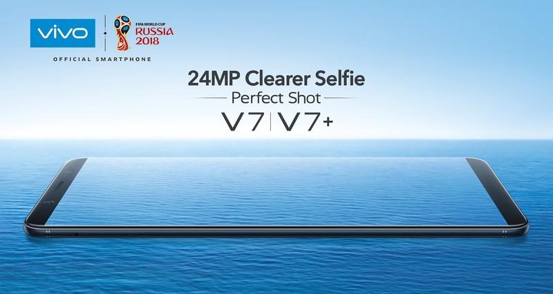 Vivo's Powerful Selfie-Shooter V7+