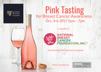 Taste Pink For Breast Cancer Awareness Month At Florida Wine Academy