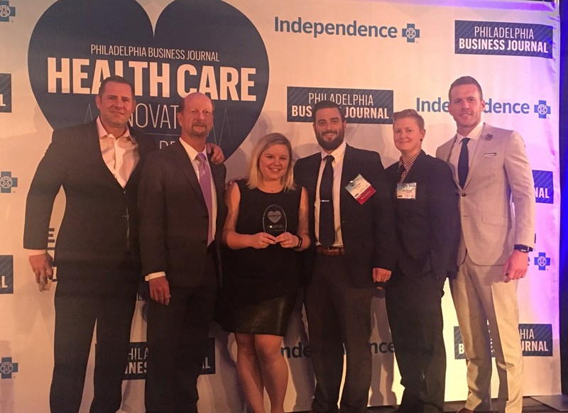 CloudMine Honored as Health Care Innovator by Philadelphia Business Journal, recognized for its secure platform, partnerships, and industry accolades.