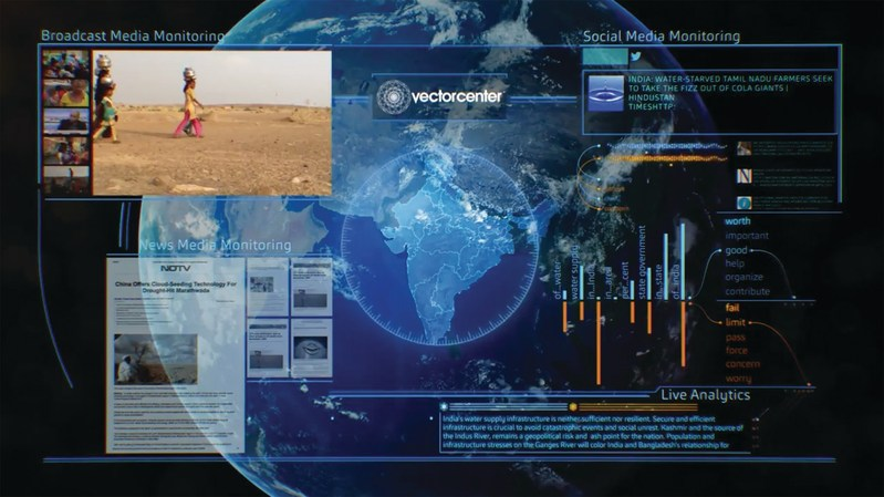 In an era of disruption and rapid innovation, Vector Center delivers critical intelligence at the intersection of water, food, and energy globally.