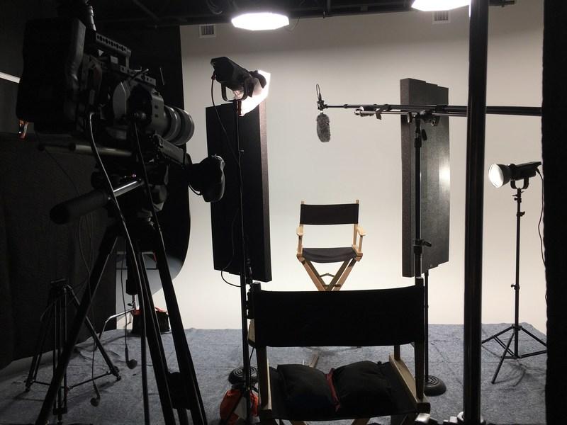 3D Digital Video Production Studio