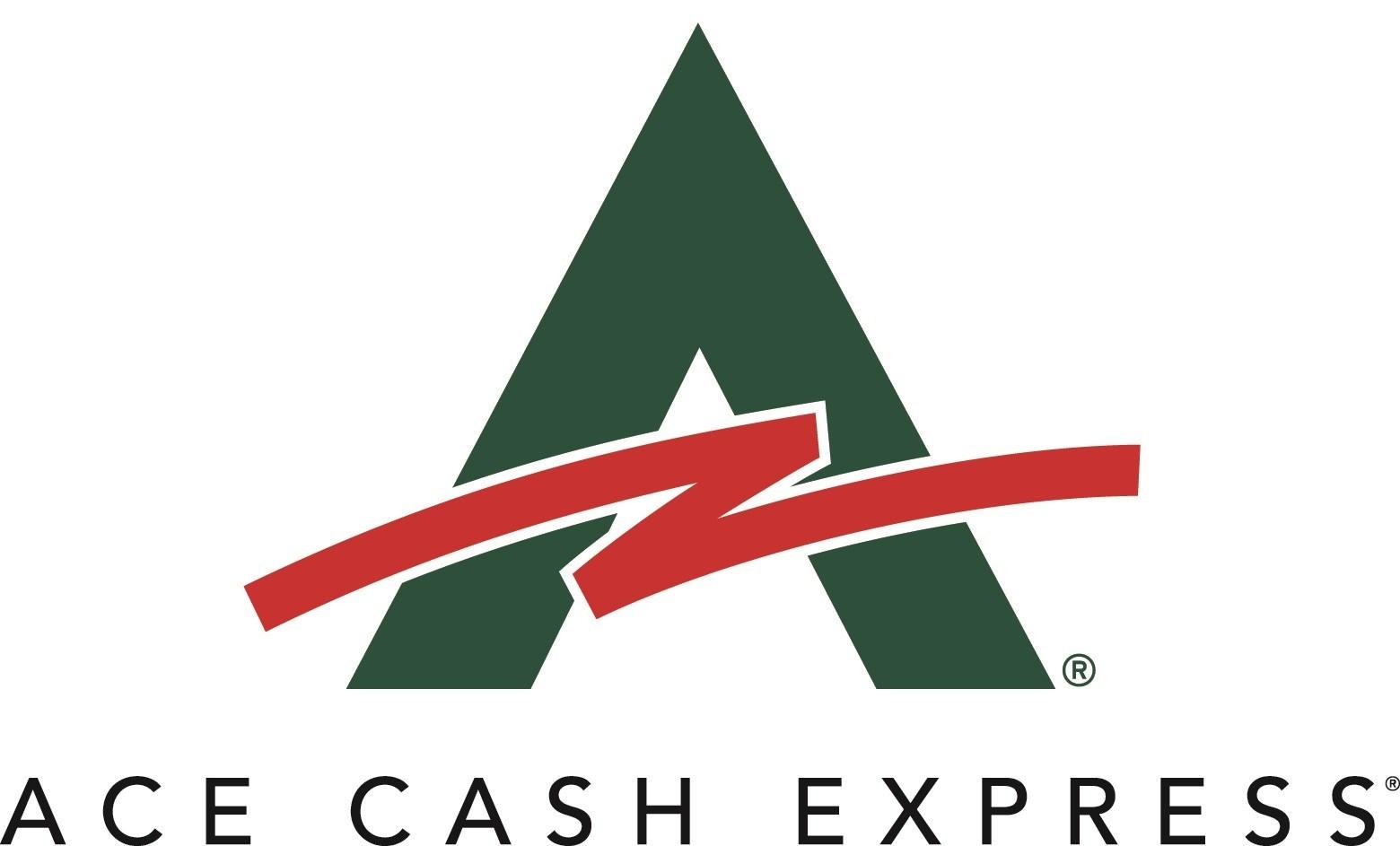 ACE Cash Express.  (PRNewsFoto/ACE Cash Express, Inc.) (PRNewsfoto/ACE Cash Express, Inc.)