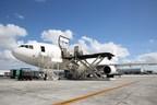 Operation Airlift Irma Underway