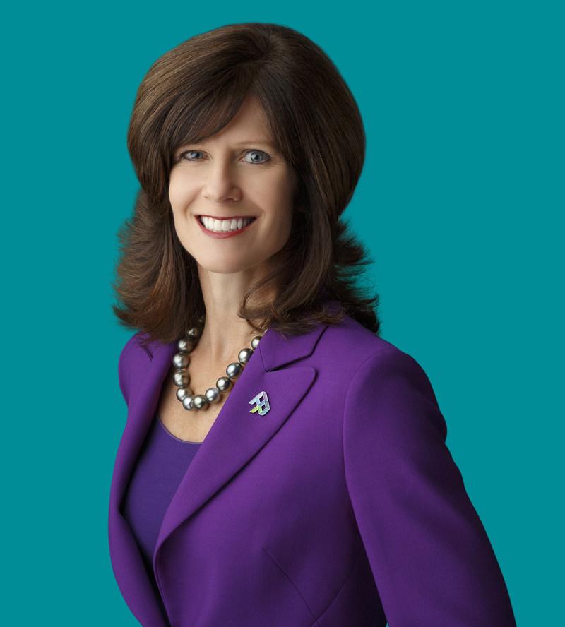 AMN Healthcare President and CEO Susan Salka