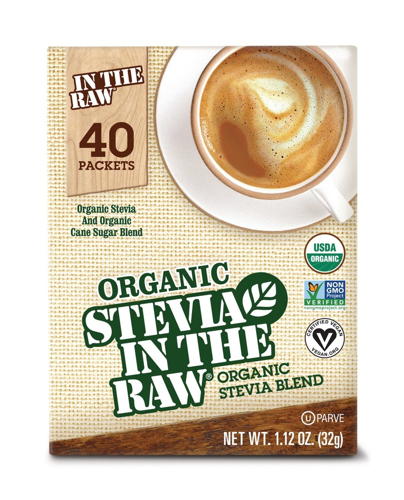 In The Raw introduces In The Raw Organic Stevia