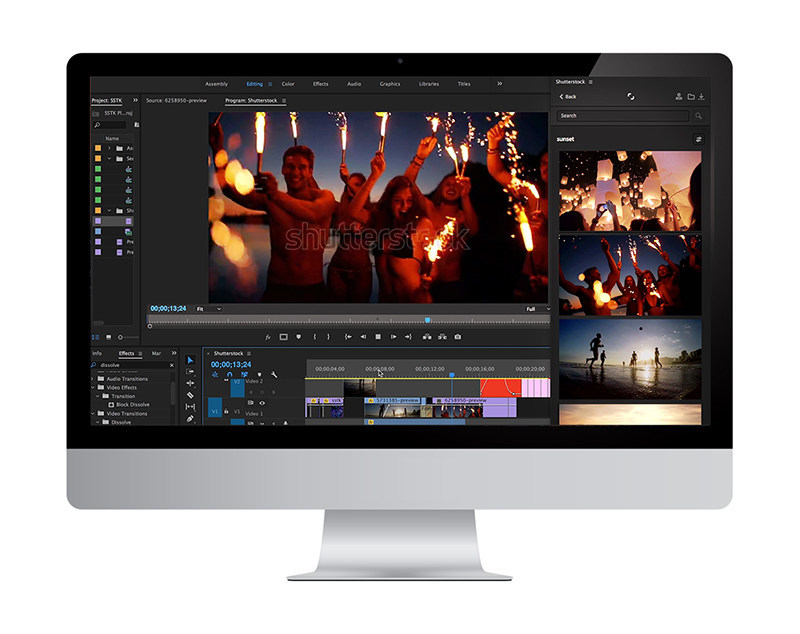 Shutterstock Enhances Plugin to Enable Further Integration with Adobe Creative Cloud
