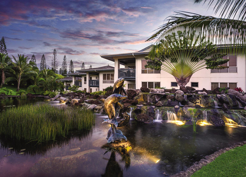 Wyndham Bali Hai Villas, Princeville, Kauai, Hawaii