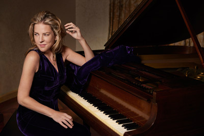 """DIANA KRALL ANNOUNCES THIRD LEG OF """"TURN UP THE QUIET"""" NORTH AMERICAN TOUR DATES. TOUR KICKS OFF JANUARY 30TH IN CLEARWATER, FL. Photo Credit: Mary McCartney."""