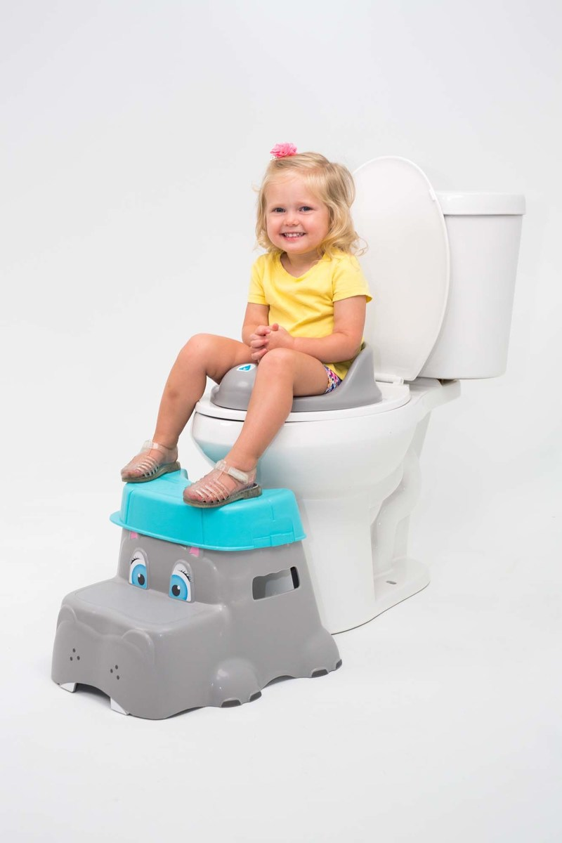SquattyPottymus child toilet stool