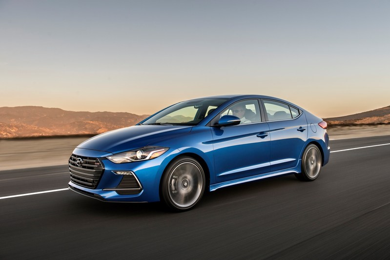 The J.D. Power 2017 U.S. Tech Experience Index StudySM, named the 2017 Hyundai Elantra highest in overall owner experience with vehicle technology in the compact segment.