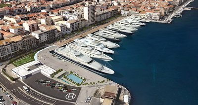IGY Marinas and P&O Marinas to develop major superyacht facility in Sète, France.