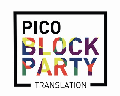 Pico Block Party: TRANSLATION