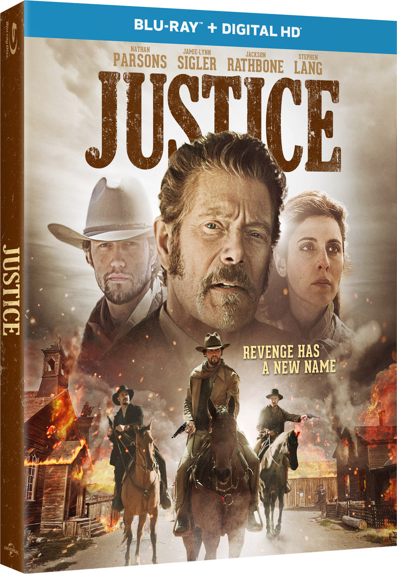Universal Pictures Home Entertainment: Justice