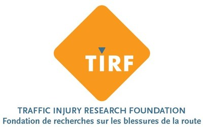 Logo : Fondation de recherches sur les blessures de la route (Groupe CNW/Traffic Injury Research Foundation)