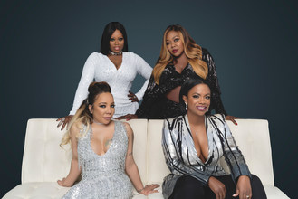 """THE GREAT XSCAPE TOUR"" Platinum Selling R&B Quartet XSCAPE Announce Nation-Wide Tour With Special Guests Monica and Tamar Braxton"