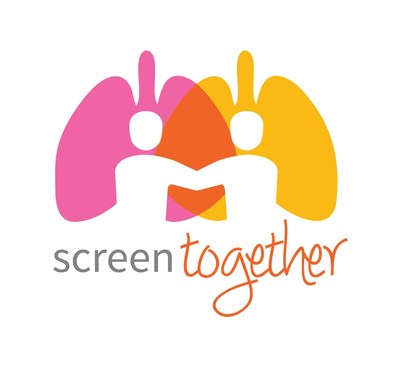 Screen Together is an initiative that encourages those at risk for lung cancer to get screened along with a friend or loved one who may also be at risk. Through awareness activities, Screen Together aims to reach at-risk individuals where they live, work and play and inspire them to take charge of their health with the support of a friend,  neighbor, colleague or family member and pledge to get screened for lung cancer at www.ScreenTogether.com.