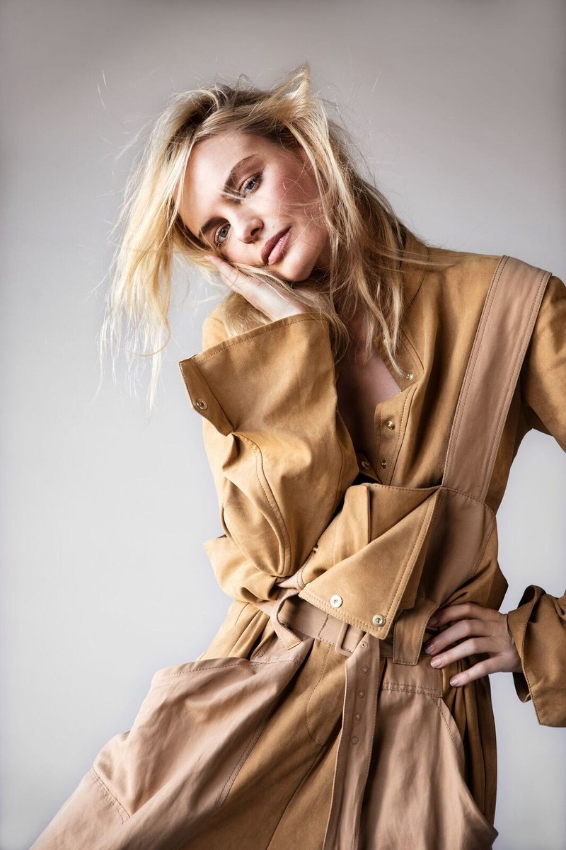 Kate Bosworth for Who What Wear's The Fall Issue