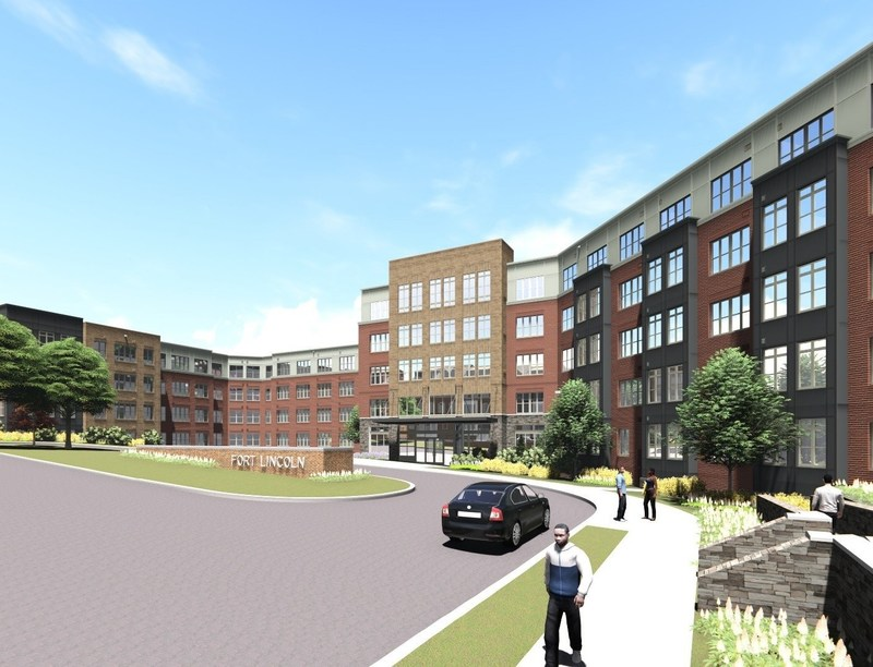 Fort Lincoln New Town Corporation And The Concordia Group In Conjunction With Buvermo Investments, Inc. Announce A Venture To Complete Development Of A 236-Unit Class A Apartment Project In Fort Lincoln New Town In Washington, DC.