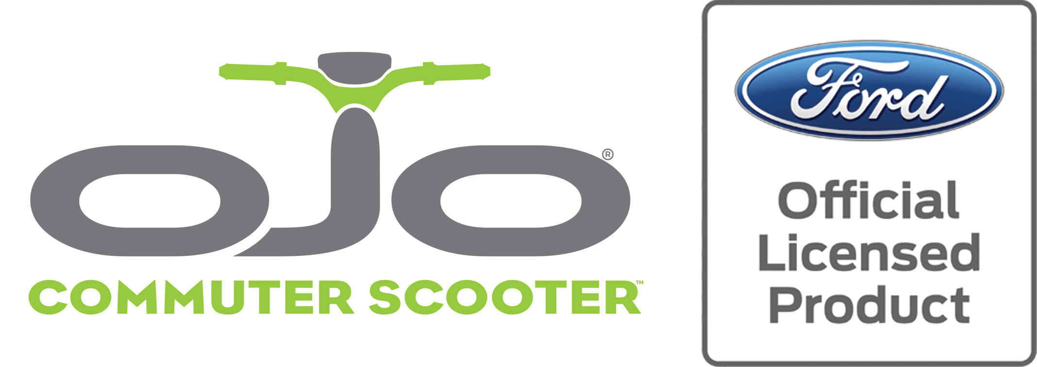 OjO Electric, a Ford official licensee product.