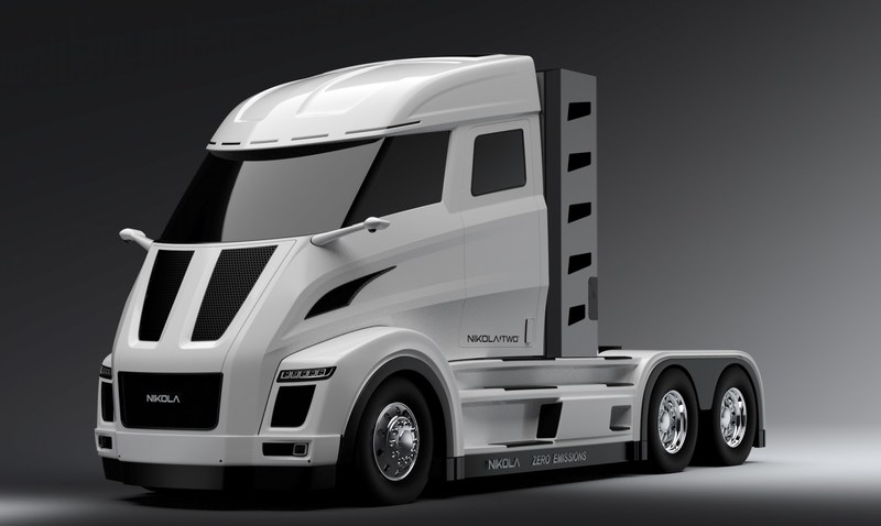 A world-first: The powertrain for the electric long-haul truck