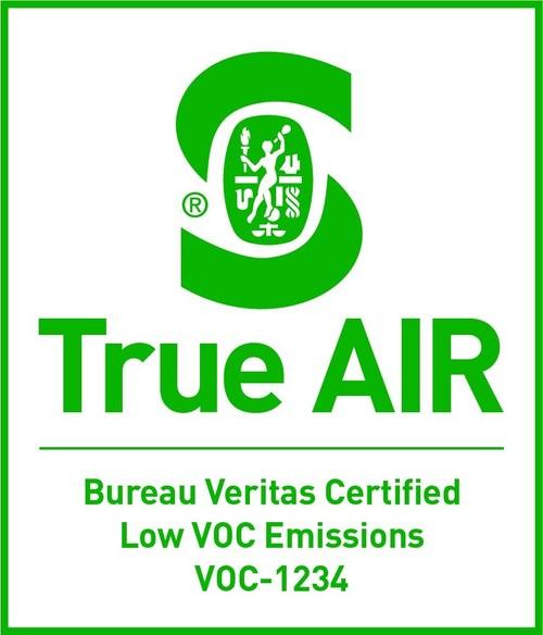 New Bureau Veritas True AIR Certification for VOCs in Products (PRNewsfoto/Bureau Veritas Consumer Products)