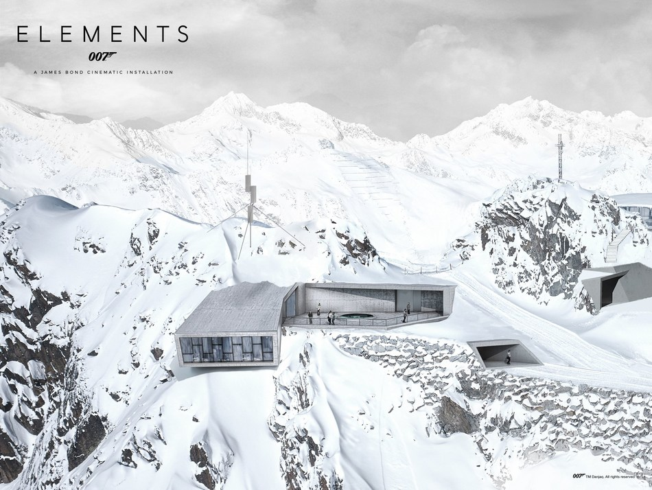 007-ELEMENTS-Solden Exterior Render (PRNewsfoto/007 ELEMENTS)