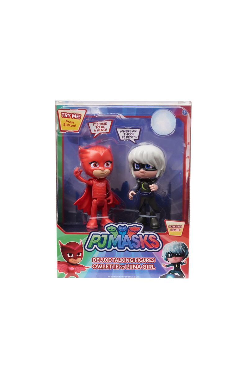 PJ Masks Talking Figurines from Just Play