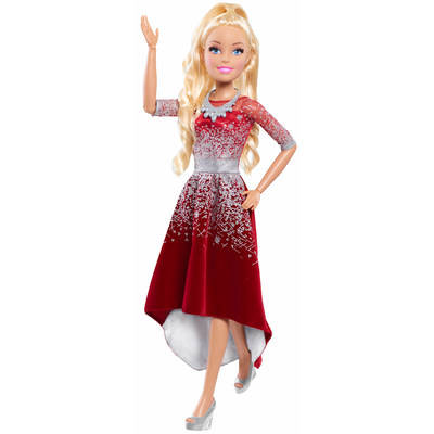 "28"" Holiday Barbie®"