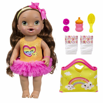 Baby Alive® Darci's Dance Class Doll