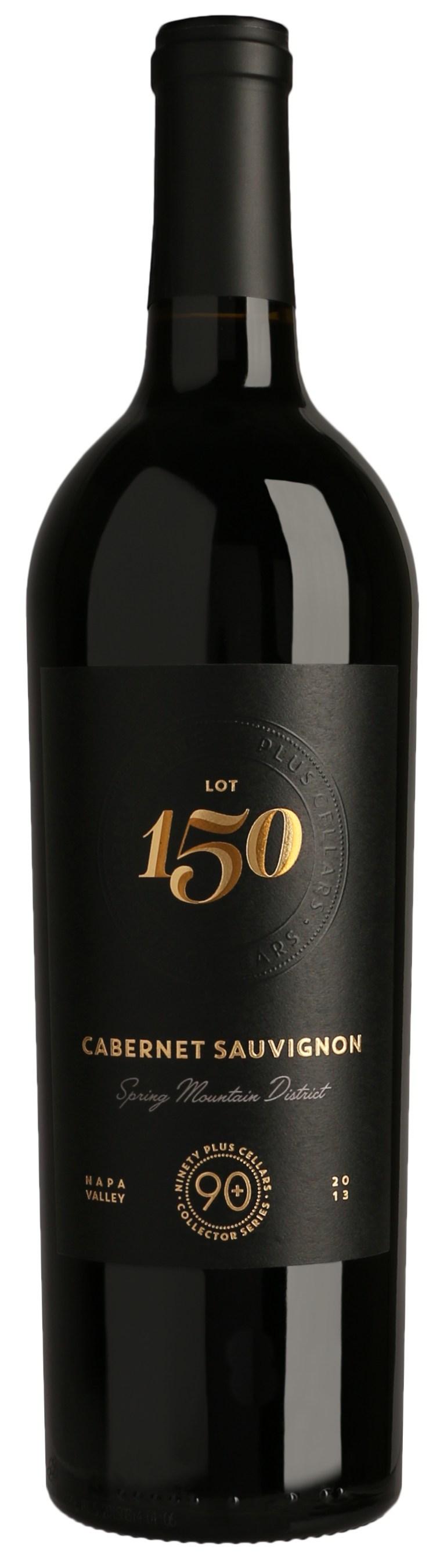 90+ Cellars Lot 150 limited release Cabernet Sauvignon