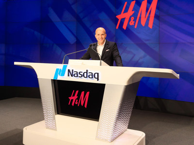 Daniel Kulle, President of H&M North America.