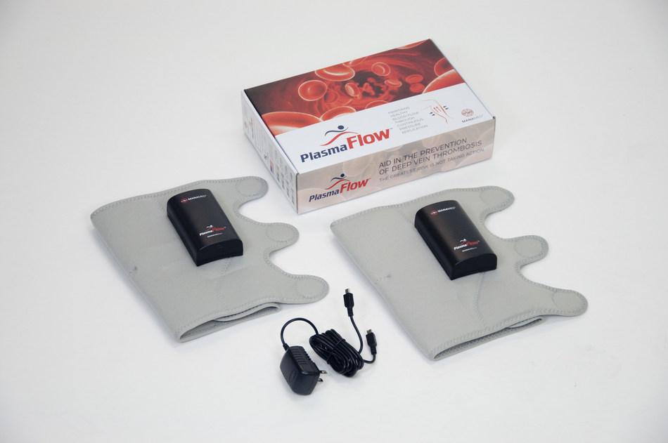 PlasmaFlow Portable DVT Prevention System