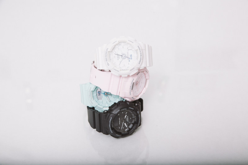 The First Ever G-SHOCK S Series Ani-Digi Step Tracker