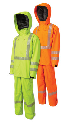 W. L. Gore & Associates, Inc., has introduced high-visibility orange and high-visibility yellow options to its new line of GORE® FR Apparel products.