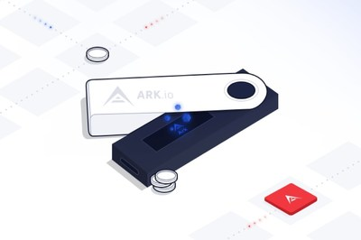 ARK Coin Partners With Ledger Hardware Wallets, Unveils New Projects