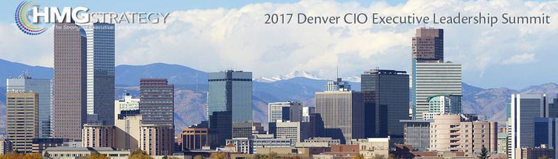 Register today for the 2017 Denver CIO Executive Leadership Summit!