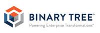 Binary Tree logo, Powering Enterprise Transformations