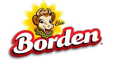 Borden® Cheese Logo (PRNewsfoto/Borden® Cheese)