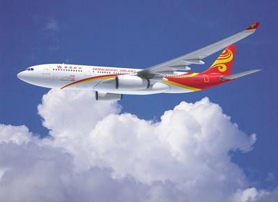 WestJet et Hong Kong Airlines ont annoncé avoir conclu un accord de partage de codes. (Groupe CNW/WestJet)