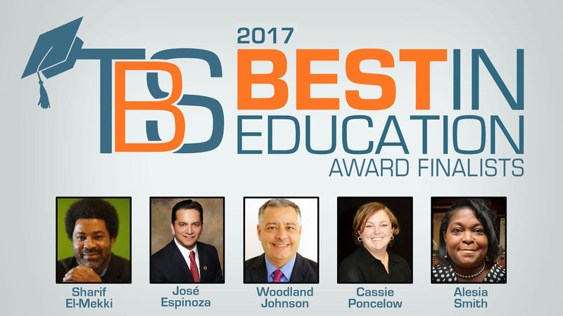 TheBestSchools.org finalists for the 2017 Escalante-Gradillas Prize for Best in Education